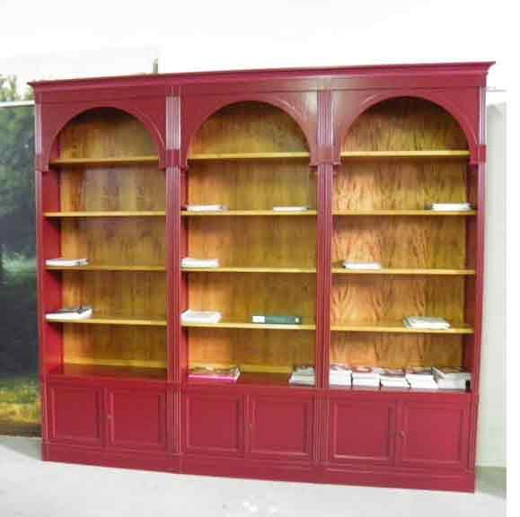 Morelato high class outlet for Morelato librerie