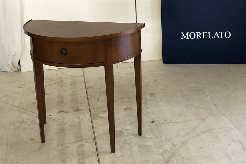 Morelato high class outlet tavolino consolle biedermeier