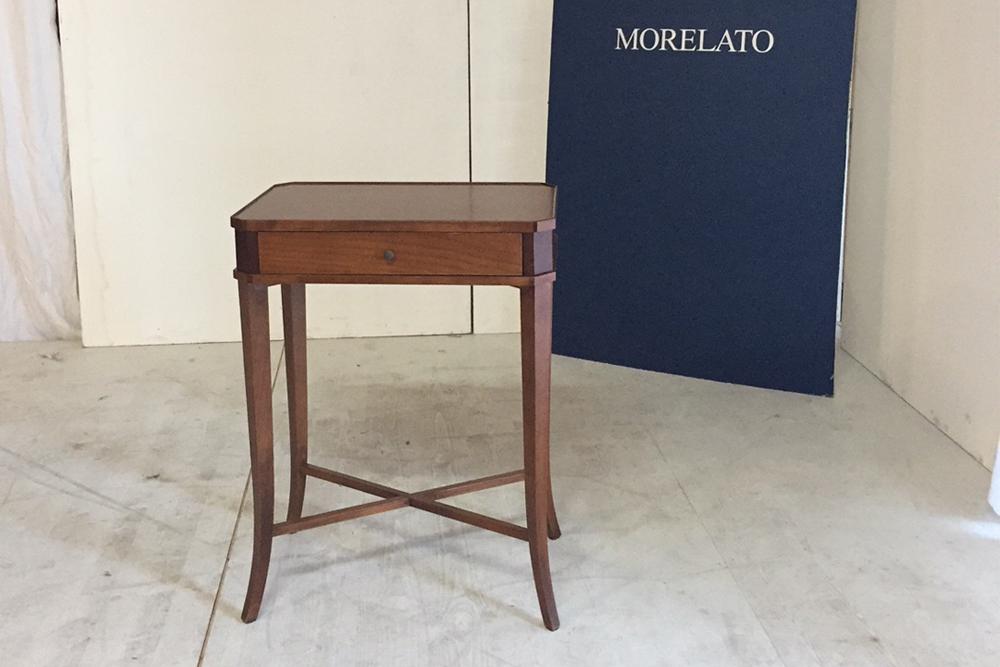 Morelato high class outlet tavolino biedermeier for Morelato librerie