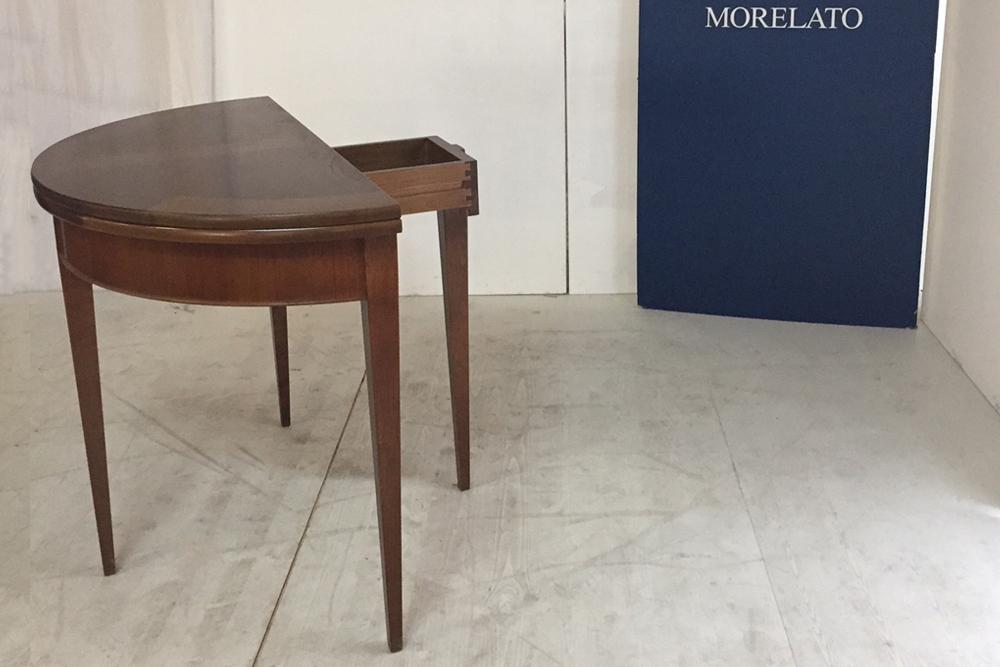 Morelato high class outlet tavolo consolle luigi xvi