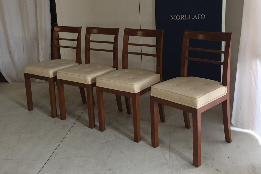 Morelato high class outlet sedia imperia for Morelato librerie